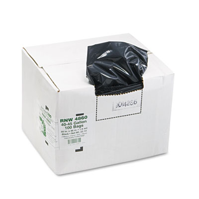 Earthsense Commercial Recycled Can Liners, 40-45