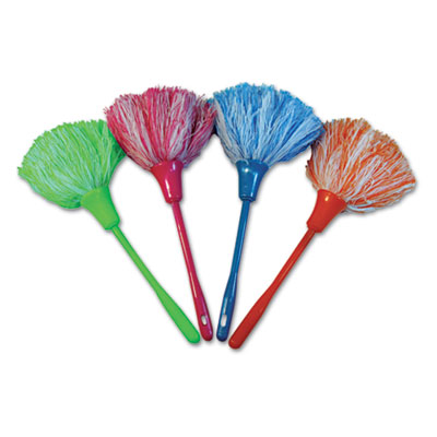 UNISAN MicroFeather Mini Duster, Microfiber Feathers,