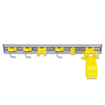 Rubbermaid Commercial Closet Organizer/Tool Holder, 34""
