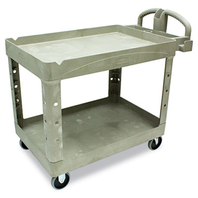 Rubbermaid Commercial Heavy-Duty Utility Cart,