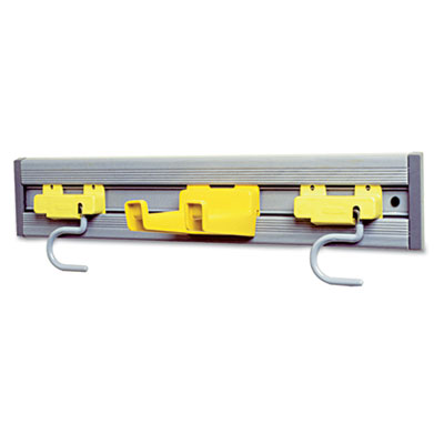 Rubbermaid Commercial Closet Organizer/Tool Holder, 18""