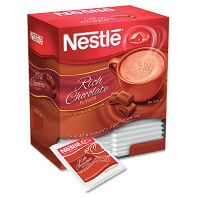 Nestl Instant Hot Cocoa Mix, Rich Chocolate, 0.71 oz