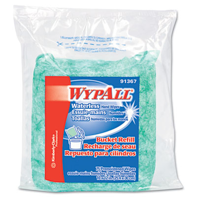 KIMBERLY-CLARK PROFESSIONAL* WYPALL Waterless Hand Wipes