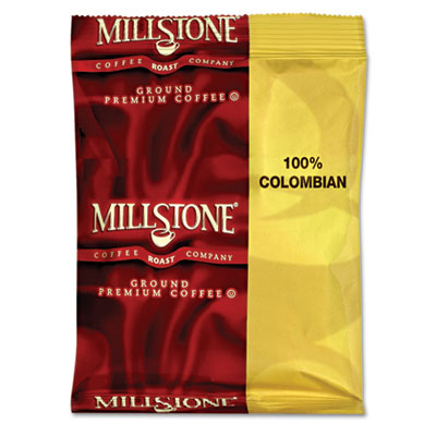 Millstone Gourmet Colombian Coffee, 1 3/4 oz Packet