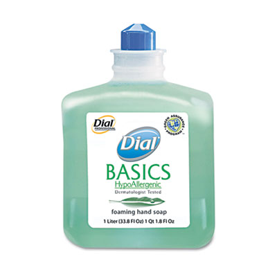 Dial Basics Foaming Hand Soap Refill mL, Honeysuckle