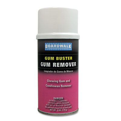 Boardwalk Chewing Gum & Candle Wax Remover, 6 oz.