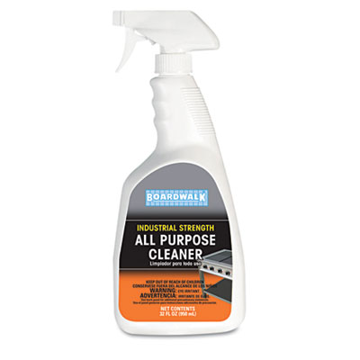 Boardwalk RTU All-Purpose Cleaner, 32 oz. Trigger Spray