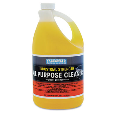 Boardwalk All-Purpose Cleaner, Lemon, 1 Gallon
