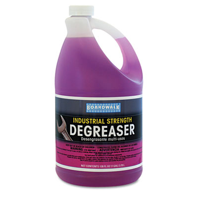 Boardwalk Heavy Duty Degreaser, 1 Gallon Bottle