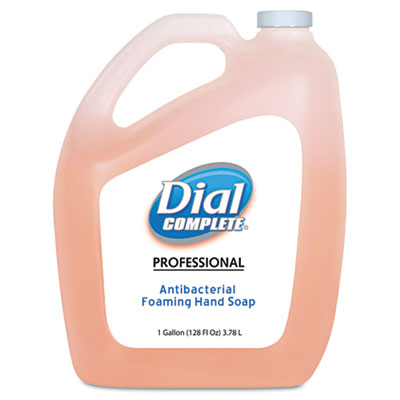 Dial Complete Antimicrobial Foaming Hand Soap, Refill, 1