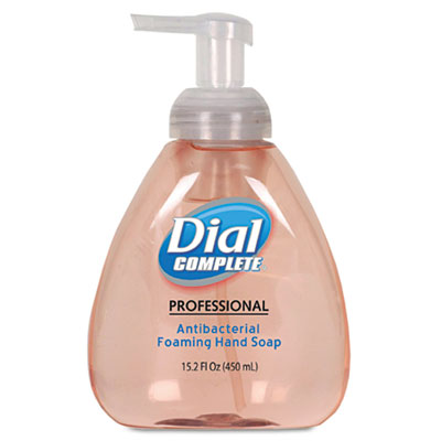 Dial Complete Tabletop Pump Antibacterial Soap, Original