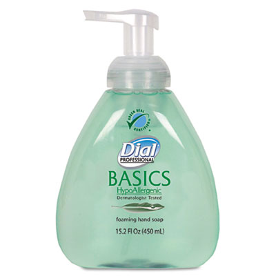 Dial Basics Foaming Hand Wash, Original Formula, Fresh