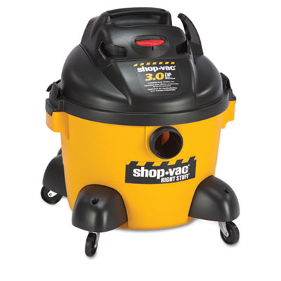 Shop-Vac Right Stuff Wet/Dry Vacuum, 8 A, 19 lbs,