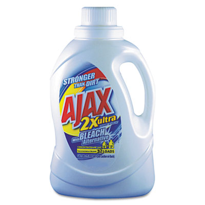 Ajax 2Xultra Liquid Detergent, Original, 50 oz