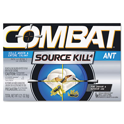 Combat Combat Ant Killing System, Child-Resistant,