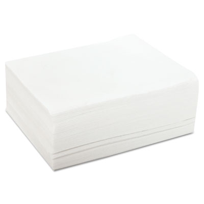 Chix DuraWipe Towels, 12 x 13 1/2, White