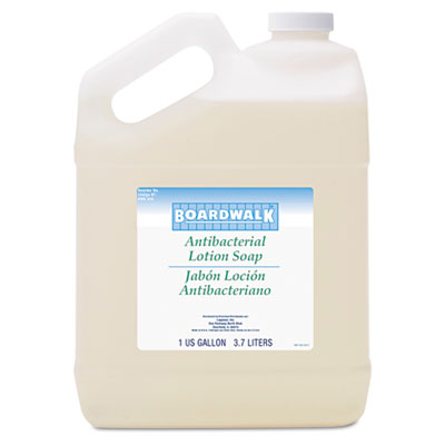 Boardwalk Antibacterial Liquid Soap, Floral Balsam,