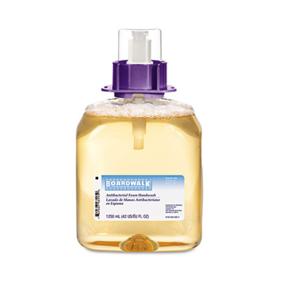 Boardwalk Foam Antibacterial Handwash, Fruity, 1250ml