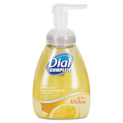 Dial Complete Foaming Hand Wash, Liquid, Light Citrus,