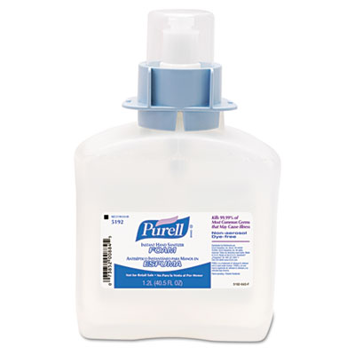 PURELL Advanced FMX-12 Foam Instant Hand Sanitizer