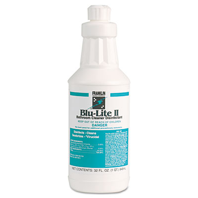 Franklin Cleaning Technology Blu-Lite II Disinfectant Acid