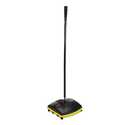 Rubbermaid Commercial Floor & Carpet Sweeper, Plastic