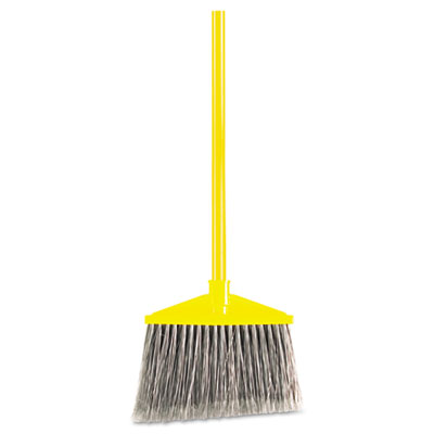 Rubbermaid Commercial Brute Angled Large Broom, Poly