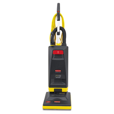 Rubbermaid Commercial Power Height Vacuum, 11 Amps, 23