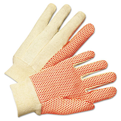 Anchor Brand 1000 Series PVC Dotted Canvas Gloves,