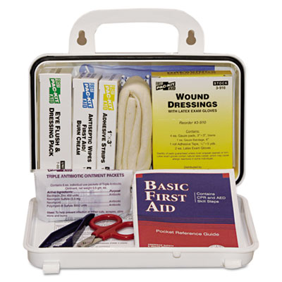 Pac-Kit ANSI Plus #10 Weatherproof First Aid Kit,
