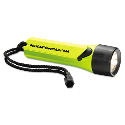 Pelican StealthLite 2400 Flashlight, Yellow