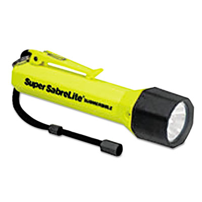 Pelican SabreLite 2000 Flashlight, Yellow