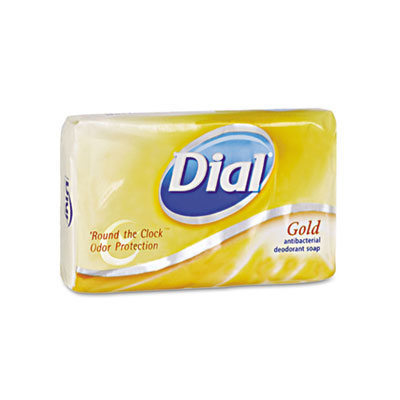 Dial Antibacterial Deodorant Bar Soap, Individually
