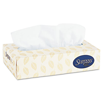 KIMBERLY-CLARK PROFESSIONAL* SURPASS Facial Tissue, 2-Ply
