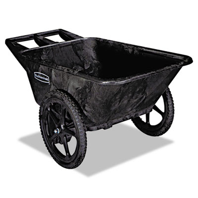 Rubbermaid Commercial Big Wheel Agriculture Cart, 300