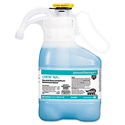 Diversey Crew Non-Acid Bowl & Bathroom Disinfectant