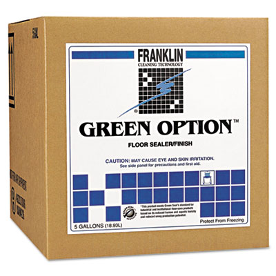 Franklin Cleaning Technology Green Option Floor