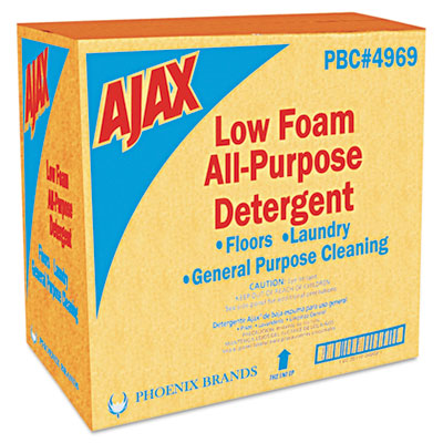 Ajax Low-Foam All-Purpose Laundry