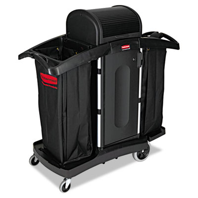 Rubbermaid Commercial High-Security Housekeeping