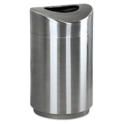Rubbermaid Commercial Eclipse Open Top Waste Receptacle,