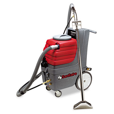 Electrolux sanitaire commercial carpet extractor 3 stage for Carpet extractor vacuum motor