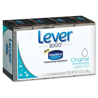 Lever 2000 Perfectly Fresh Moisturizing Bar Hand Soap,