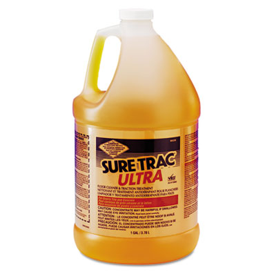 Diversey Sure Trac Ultra Tile Cleaner, Liquid, 1 gal. Bottle