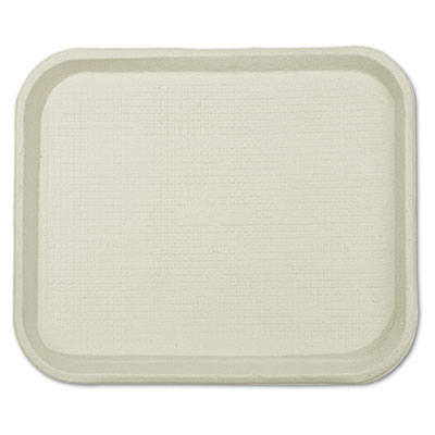 Chinet Savaday Molded Fiber Food Trays, 9 x 12 x 1,