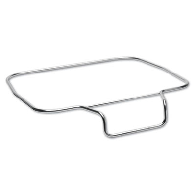 Rubbermaid Commercial Ice Tote Bin Hook, Stainless Steel