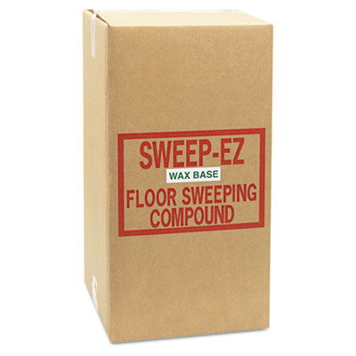 Wax Based Sweeping Compounds