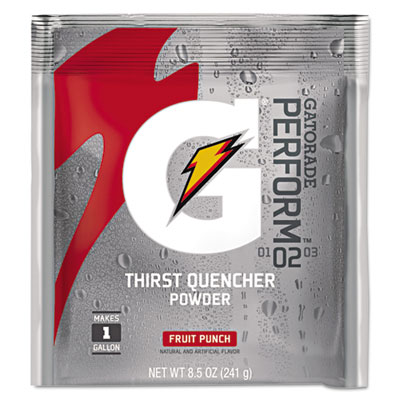 Gatorade Original Powdered Drink Mix, Fruit Punch, 8.5