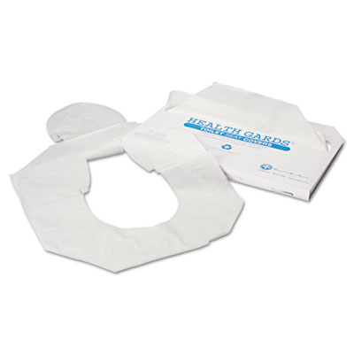 Hospital Specialty Co. Health Gards Toilet Seat Covers,