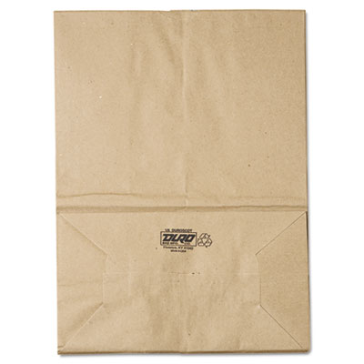 General 1/6 57# Paper Bag, 57-Pound Base Weight, Brown