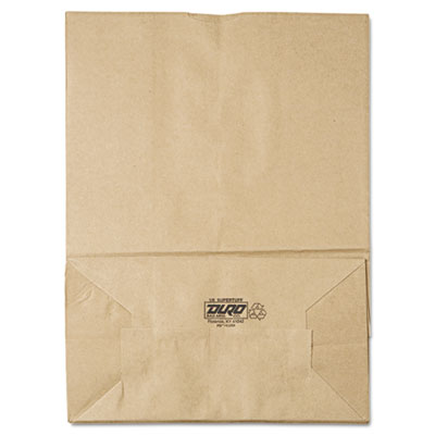 General 1/6 75# Paper Bag, 75-Pound Base Weight, Brown